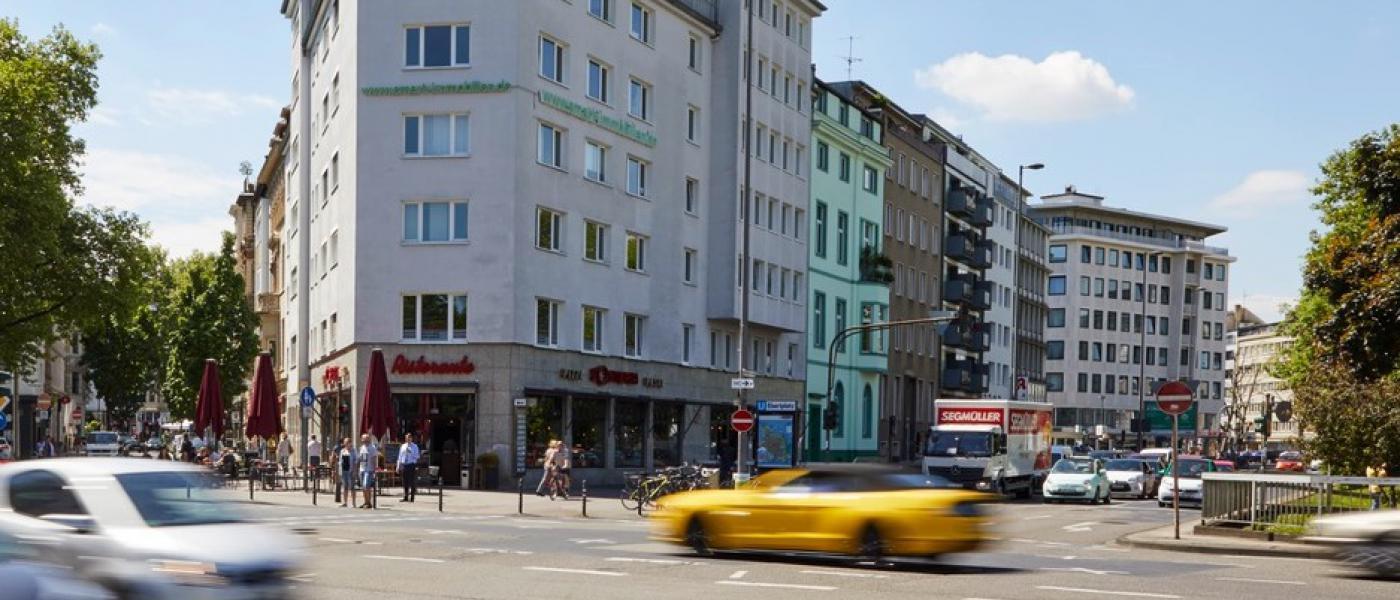 Ansicht Gebäude Köln von SMART Immobilien